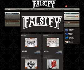 Falsify Clothing